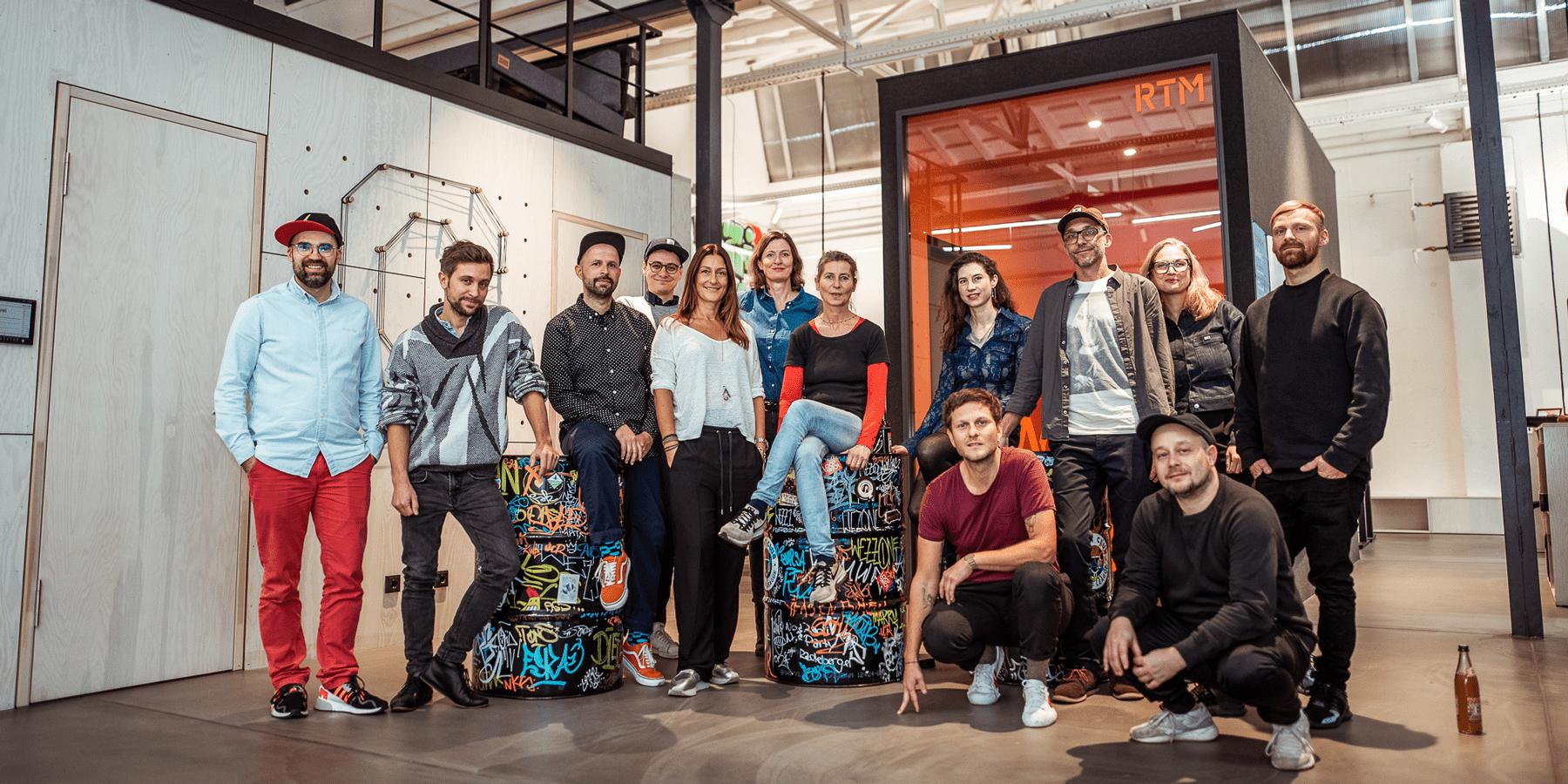 Die neue Sektion Dresden des Art Director Clubs gründete sich bei CROMATICS.