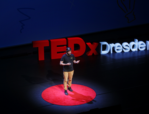 Schanzboy x TEDx Dresden 2018