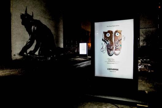 Christoph Scobel von der Kreativagentur Cromatics war für dieses Projekt verantwortlich.