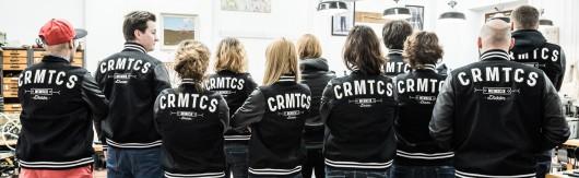 CROMATICS steigert das Wir Gefühl. College Jacken von Ruttloff Garments bauen das Teambewusstsein auf.