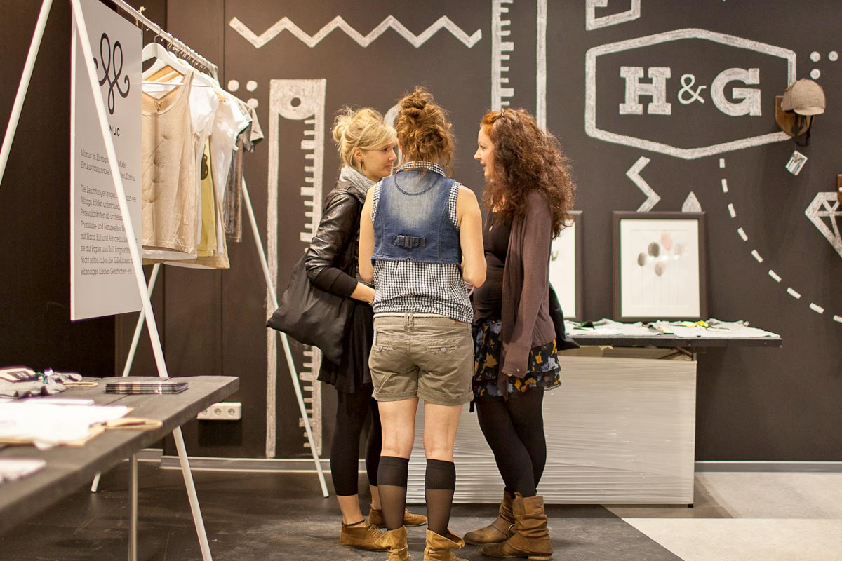 Mode und mehr im Hy Pop Store von CROMATICS in Dresden.