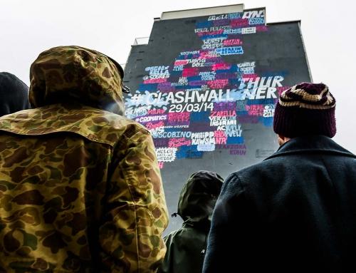 "Converse: ""Clash Wall"" Kampagne"