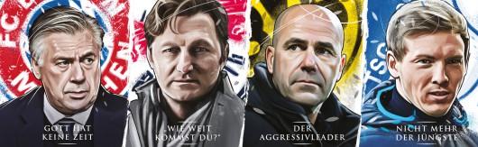 Die aktuelle Ausgabe der Socrates Magazins ist eine Sonderausgabe zum Start der Bundesliga Saison 2017/18.