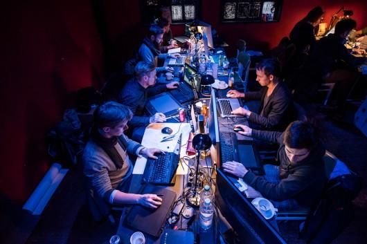 Der Designwettbewerb Creative Meet Up wurde von 20 Teilnehmern aus 10 Agenturen bestritten.