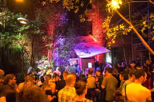 Die IBUG in Chemnitz ist ein Festival für Street Art Kultur.