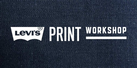 Der LEVIS Print Workshop war ein voller Erfolg über mehrere Wochen. Einer unserer persönlichen Relationship Playgrounds