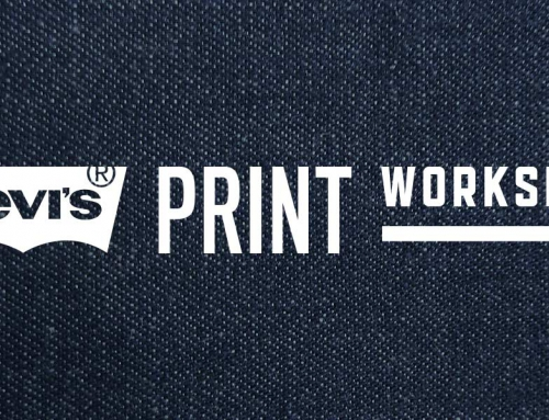 "Levi's: ""Print Workshop"""