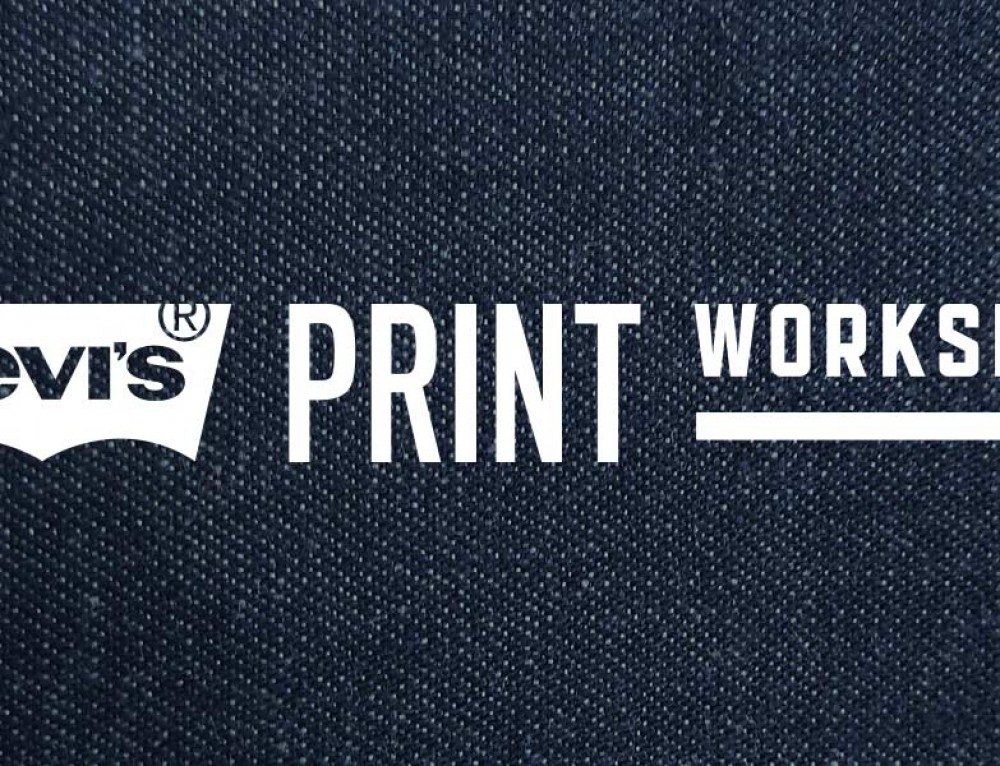 "Levi's: ""Print Workshop"""