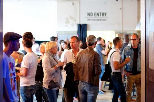 Der LEVIS Print Workshop lädt zu verschiedensten Events über mehrere Wochen ein. Es war immer etwas los.