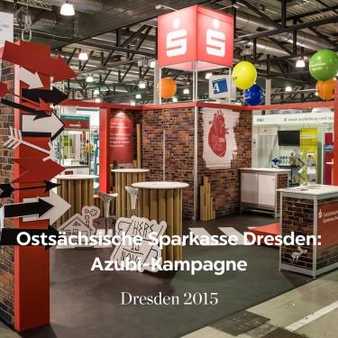 Mit der Azubi Kampagne sorgten CROMATICS für einen größeren Bewerberstrom bei der Ostsächsischen Sparkasse - das ist Marketing und PR