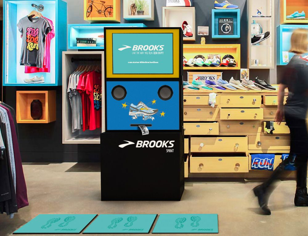 BROOKS: Running Tool