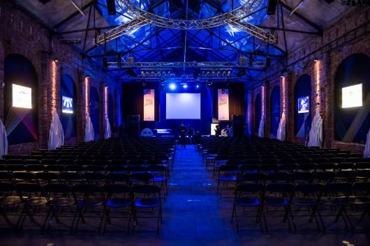Die Reithalle Dresden war Location für das Creative Meet Up und die Creative Jam von Adobe.