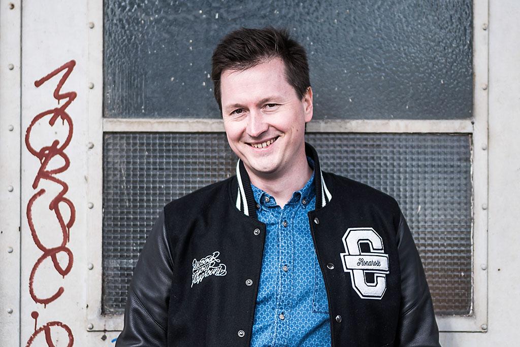 Ronny Ullrich, Experte für Markenidentitäten und Markenstrategie, Geschäftsführer der CROMATICS GmbH.