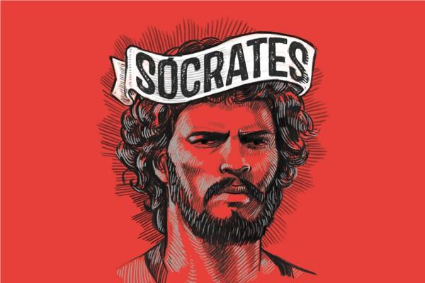 Socrates ist das neue denkende Sportmagazin. CROMATICS war beim Launch mit dabei.
