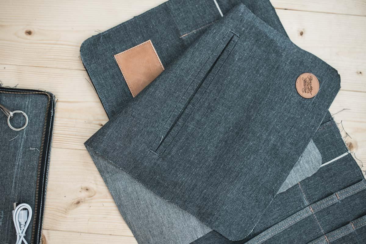 Die Taschen sind für besondere Kunden von CROMATICS gedacht.