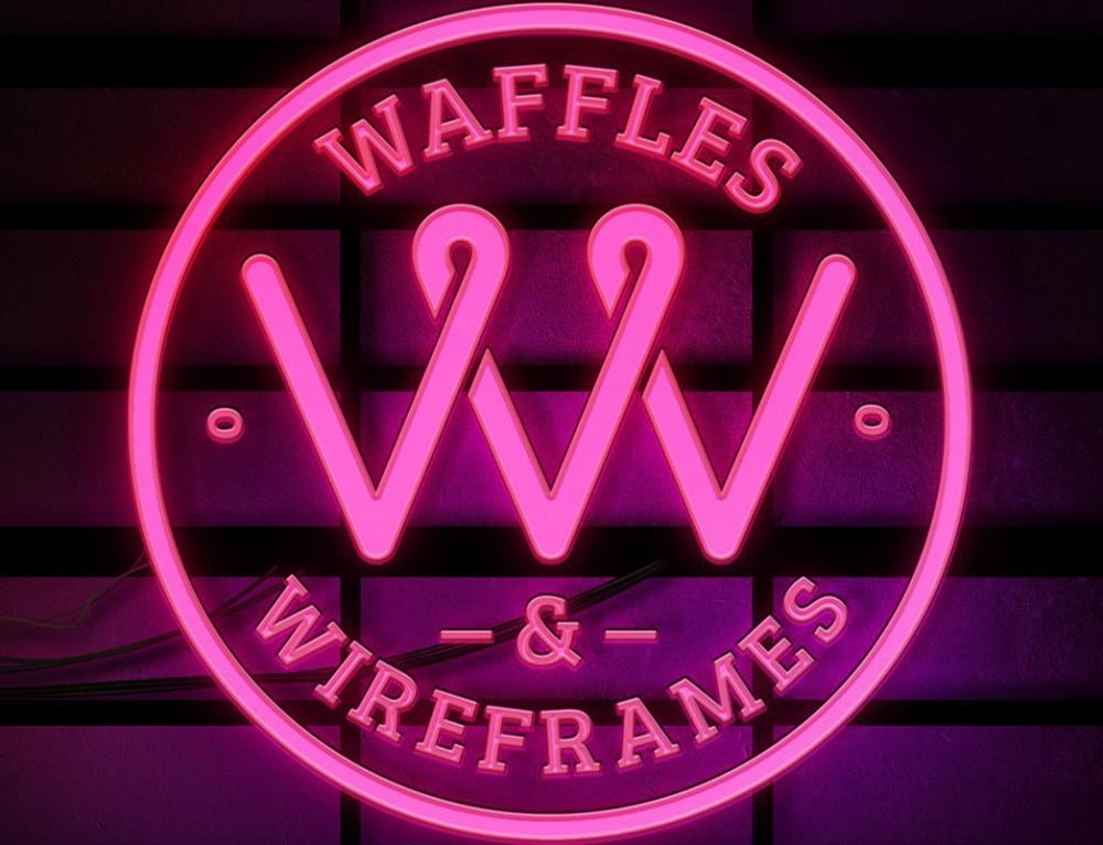 Adobe: Waffles & Wireframes