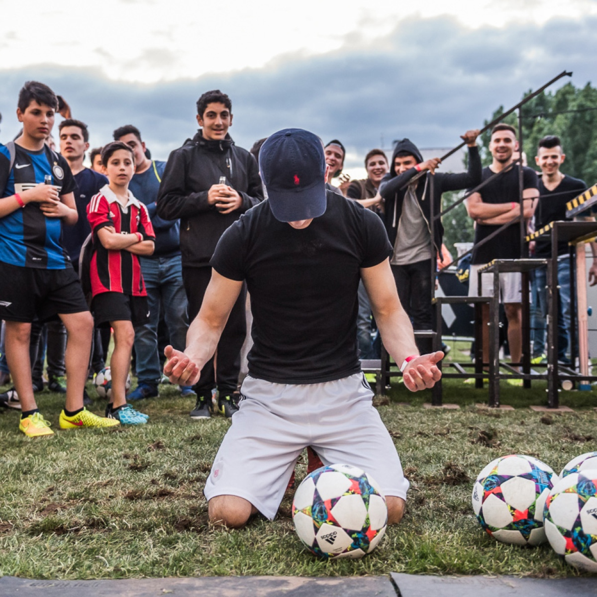 adidas: Launch-Event zur Kampagne #BeTheDifference
