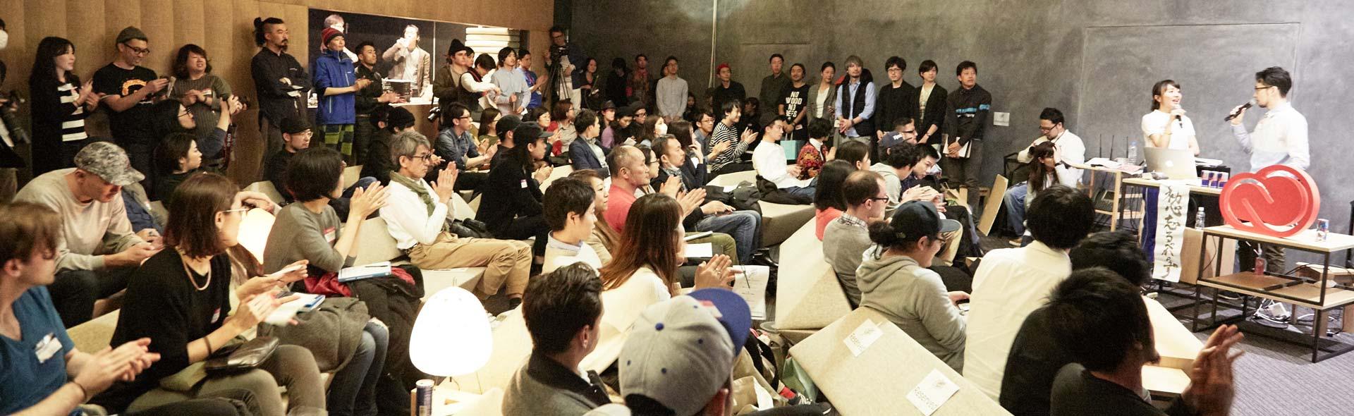 Die Creative Jam in München lässt Kreative und Künstler zusammen kommen und gegeneinander antreten. CROMATICS rührt die Werbetrommel.
