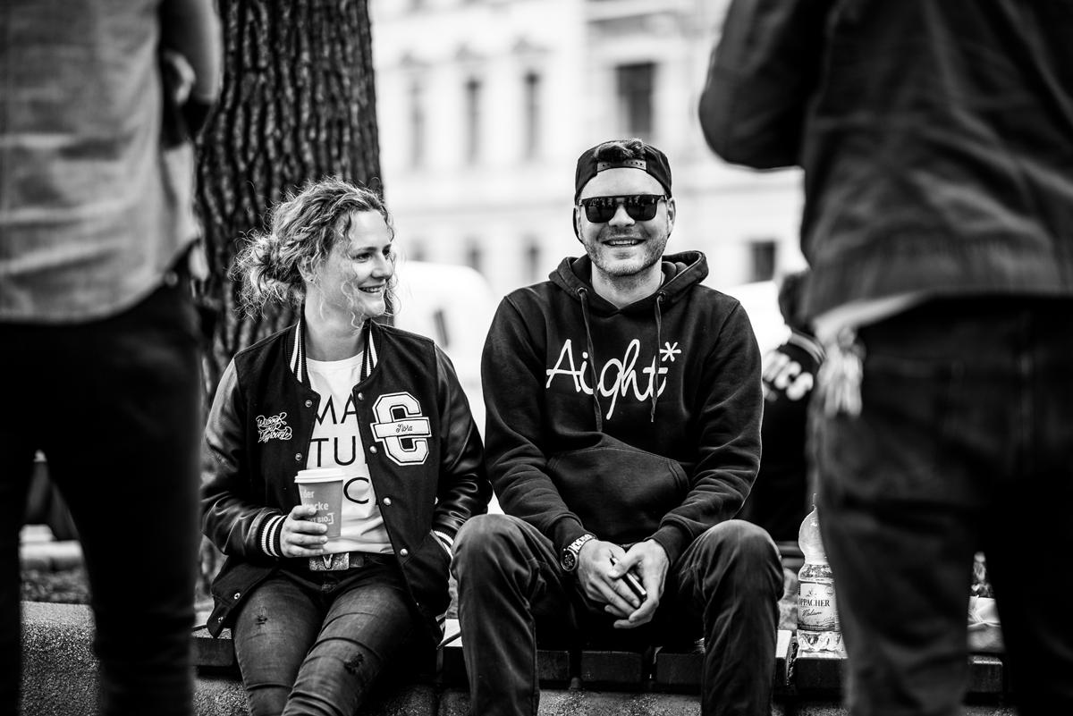 Für Nora und Eric und für das gesamte CROMATICS Team wartet schon die nächste Challenge an der nächsten Ecke in Berlin.