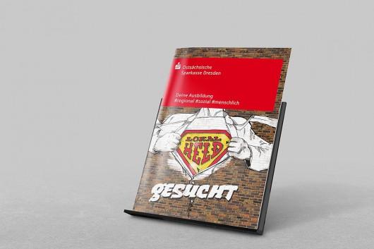 Verschiedenste Medien hat CROMATICS für die Azubi Kampagne entwickelt.