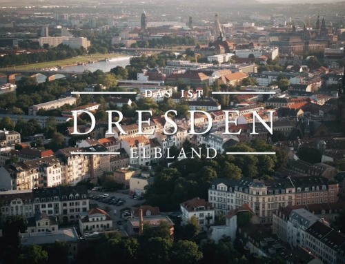 "Dresden Marketing GmbH: Imagevideo ""Dresden Neustadt"""