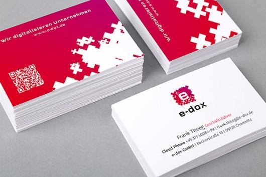 Ein Markendesign einer bestehenden Marke erfordert ein besonderes Gefühl für das Unternehmen. Mit e-dox war die Neuentwicklung des Corporate Designs ein voller Erfolg.