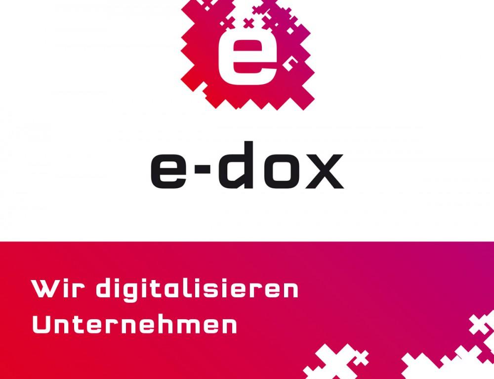 e-dox: Markenentwicklung und Markendesign