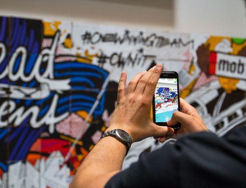 mobile.de: Mitarbeiterincentivierung Culture Wall