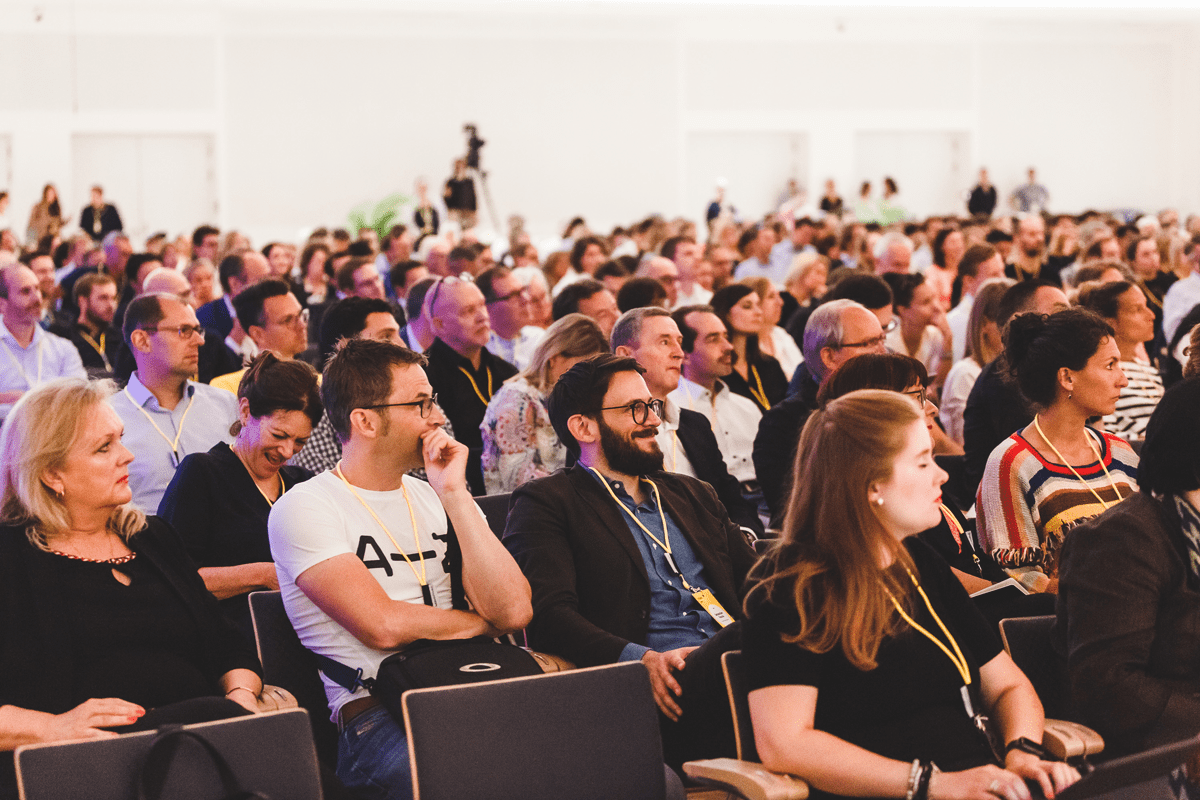 Maximal 800 Teilnehmer sind beim Future Day 2019 dabei.