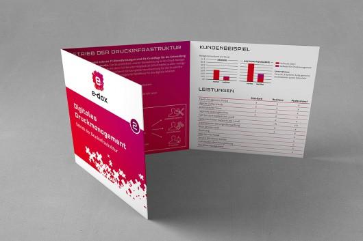 e-dox Digitalunternehmen im neuen Design und mit neuem Markenauftritt.