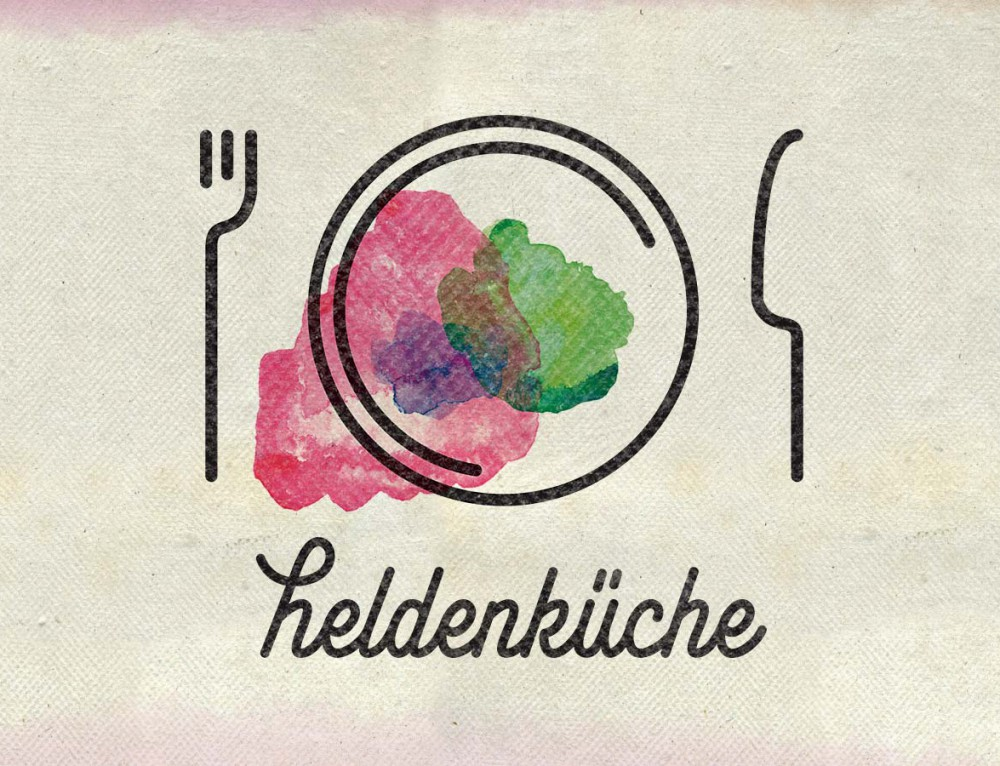 heldenküche: Markenentwicklung und Markendesign