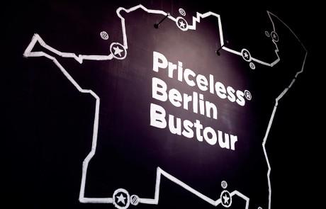 Die Priceless Tour führte die Besucher an unbekannte Orte in Berlin.
