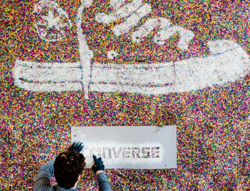 "Converse: ""Just Add Color"" Kampagne"