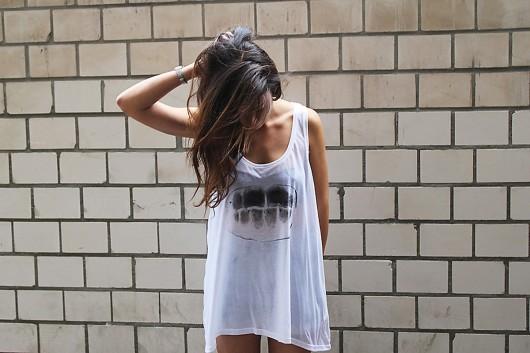 Frauen gefällt die individuelle Mode aus dem Go Forth Workshop.