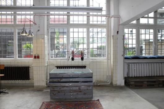 CROMATICS organisiert den Levis Print Workshop in Berlin.