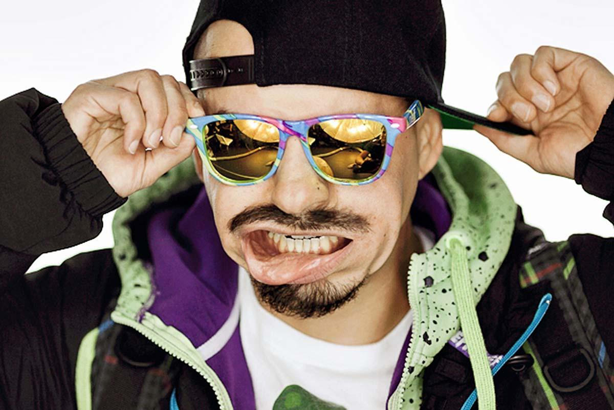 Auch die Prominenz aus der Rapper Szene ist nicht fern geblieben. Vokalmatador hat einige tolle Bilder abgeliefert.
